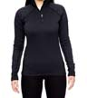 89610 - Ladies' Stretch Fleece Half-Zip