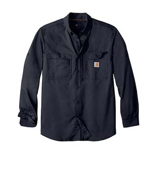 Ridgefield Solid L/S Shirt