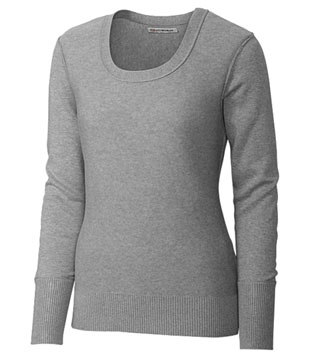 Ladies' Broadview Scoop Neck Sweater
