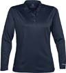 LPS-1W - Women's Apollo H2X-Dry® Long Sleeve Polo