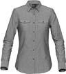 NBS-1W - Women's Hudson Oxford Shirt