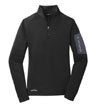 EB235 - Ladies' 1/2-Zip Performance Fleece Jacket