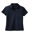 L469A - Ladies' Dri-Mesh V-Neck Sport Shirt