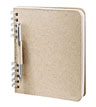 PE1-4060-06 - Recycled Cardboard Journal Book