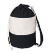 PE1-E8364 - Round Cotton Beach Tote