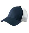 PE1-NE1020 - Pattern Stretch Mesh Cap